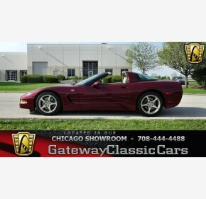 2003 Chevrolet Corvette Coupe for sale 100987335