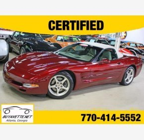 2003 Chevrolet Corvette Convertible for sale 101028457