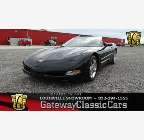 2003 Chevrolet Corvette for sale 101049996