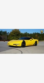 2003 Chevrolet Corvette Z06 Coupe for sale 101059690