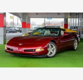 2003 Chevrolet Corvette Convertible for sale 101108218