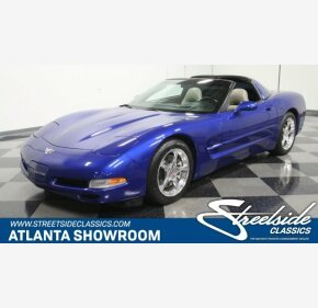 2003 Chevrolet Corvette Coupe for sale 101197074
