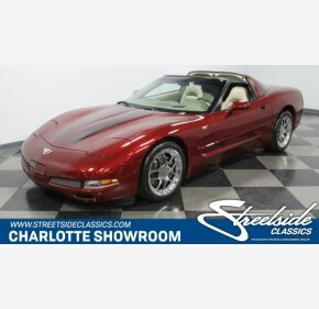 2003 Chevrolet Corvette for sale 101218623