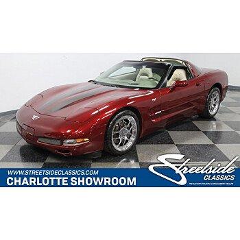 2003 Chevrolet Corvette for sale 101218623