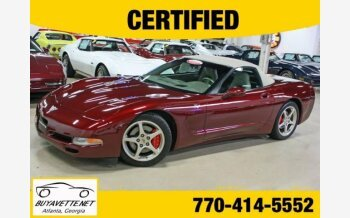 2003 Chevrolet Corvette for sale 101222741