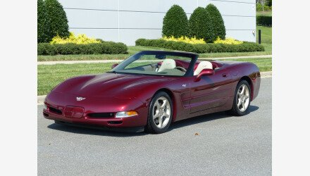2003 Chevrolet Corvette Convertible for sale 101222924