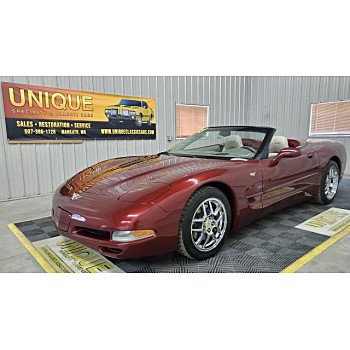 2003 Chevrolet Corvette Convertible for sale 101231149