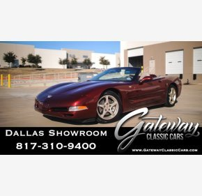 2003 Chevrolet Corvette Convertible for sale 101233564