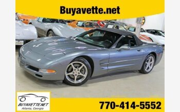 2003 Chevrolet Corvette for sale 101306699