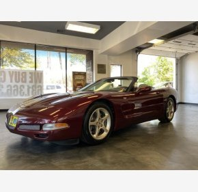2003 Chevrolet Corvette Convertible for sale 101329037