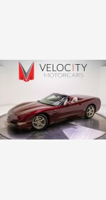 2003 Chevrolet Corvette Convertible for sale 101329516