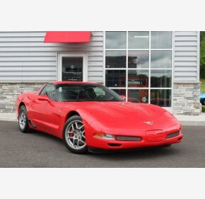 2003 Chevrolet Corvette Z06 Coupe for sale 101331153