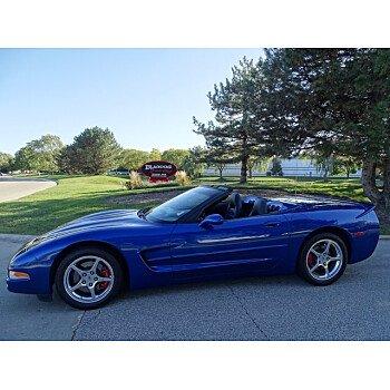 2003 Chevrolet Corvette Convertible for sale 101393753