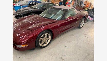 2003 Chevrolet Corvette Convertible for sale 101402871