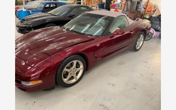 2003 Chevrolet Corvette Convertible for sale 101402871