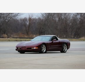 2003 Chevrolet Corvette Convertible for sale 101412623