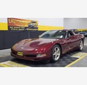 2003 Chevrolet Corvette for sale 101424549