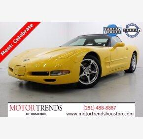 2003 Chevrolet Corvette for sale 101429677