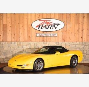 2003 Chevrolet Corvette Convertible for sale 101443677