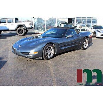 2003 Chevrolet Corvette Convertible for sale 101466861
