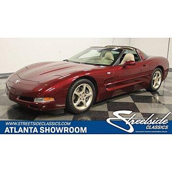 2003 Chevrolet Corvette for sale 101550281
