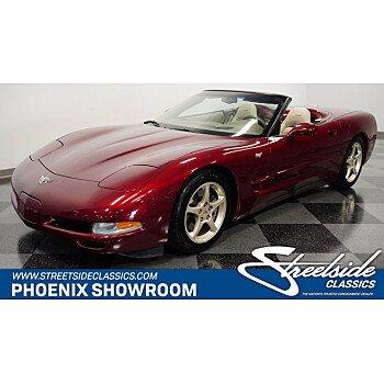 2003 Chevrolet Corvette for sale 101611193