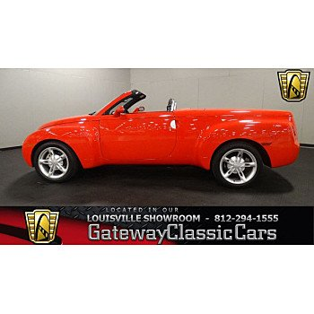 2003 Chevrolet SSR for sale 100965052