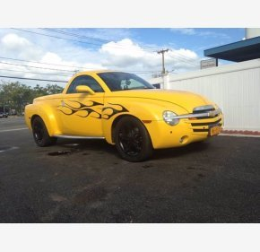 2003 Chevrolet SSR for sale 100868074