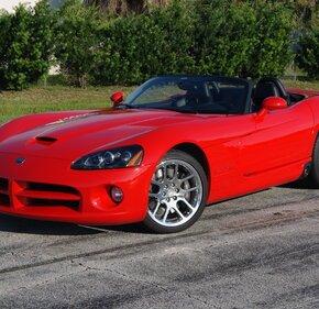 2003 Dodge Viper SRT-10 Convertible for sale 101366698