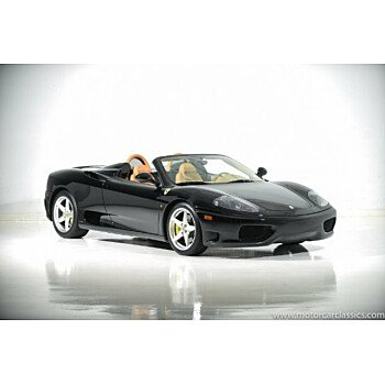 2003 Ferrari 360 Spider for sale 101009908