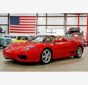 2003 Ferrari 360 Spider for sale 101182949