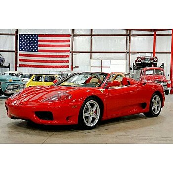 2003 Ferrari 360 Spider for sale 101182949