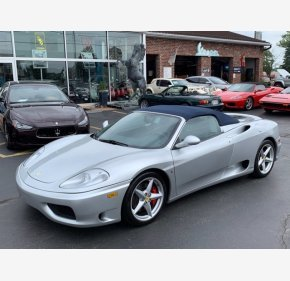 2003 Ferrari 360 Spider for sale 101366121