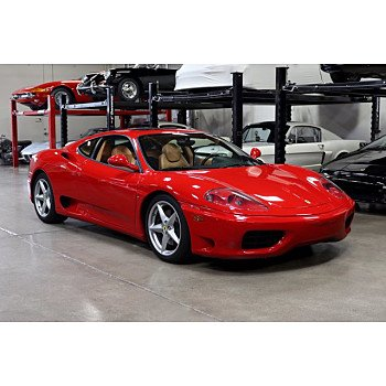 2003 Ferrari 360 Modena for sale 101376507