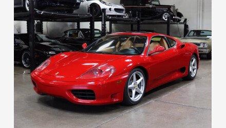 2003 Ferrari 360 Modena for sale 101376507
