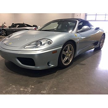 2003 Ferrari 360 for sale 101449829