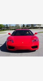 2003 Ferrari 360 for sale 101473221