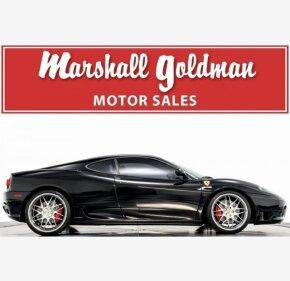 2003 Ferrari 360 for sale 101147836