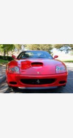 2003 Ferrari 575M Maranello for sale 101101319