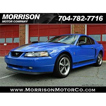 2003 Ford Mustang Mach 1 Coupe for sale 100992421