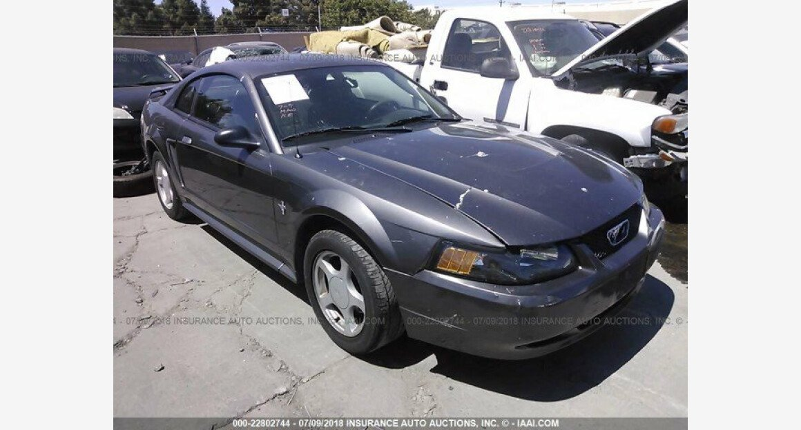 2003 Ford Mustang Coupe for sale 101015951