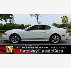 2003 Ford Mustang Mach 1 Coupe for sale 101003880