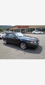 2003 Ford Mustang Cobra Convertible for sale 101026083
