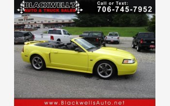 2003 Ford Mustang GT Convertible for sale 101028383