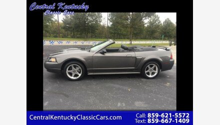 2003 Ford Mustang GT Convertible for sale 101064435