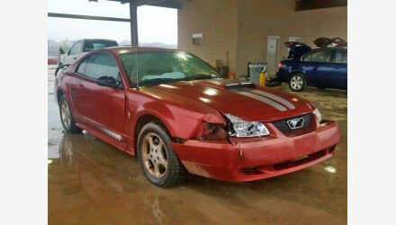 2003 Ford Mustang Coupe for sale 101126297