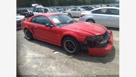 2003 Ford Mustang Coupe for sale 101189358