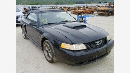 2003 Ford Mustang GT Convertible for sale 101190515