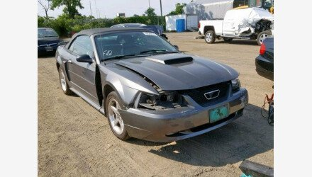 2003 Ford Mustang GT Convertible for sale 101190576