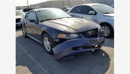 2003 Ford Mustang Coupe for sale 101191998